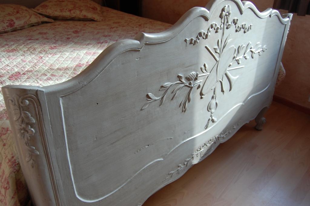 Patines for Vieillir un meuble peint